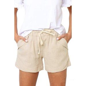 Gonthwid Sıkıntılı Denim Shorts Destroyed yırtık 2020 Kadın Delik Kot Şort Mavi Erkek Hip Hop Moda Günlük Dot Jeans Kısa Y200519 # 605