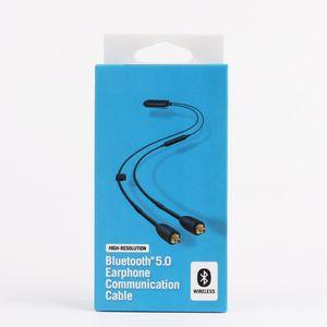 Versione 2 Cavi per telefoni cellulari RMCE-BT2 Bluetooth 5.0 Cavi per auricolari Cavo di comunicazione wireless nei cavi auricolari PER SU