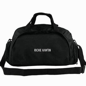 Richie Hawtin duffel bag Plastikman tote Techno backpack DJ music luggage Exercise sport shoulder duffle Outdoor sling pack