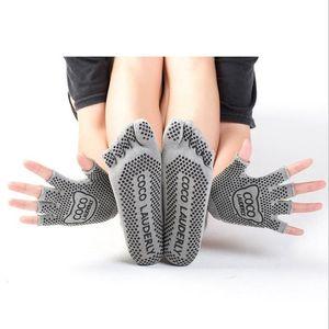 Fashion Summer Thin Five Toe Sock Slippers Women Lady Invisibility Socks Yuga Black Five Finger Socks Sport Girl With Gloves