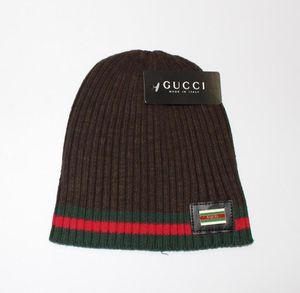 Sombreros para las mujeres de los hombres del diseñador de moda Gorros Skullies Chapéu casquillos del algodón Gorros Toucas De Inverno Macka