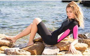HISEA SEAC néoprène 3 mm manches courtes Homme Femme Combinaison Snorkeling Jumpsuit Full Body Dive WETSUIT Onepiece Swim garder au chaud Surf