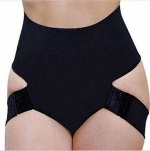 Wholesale- Frauen Kolben-Heber Höschen Short Buttock Enhancer Bum Aufzug Knickers Buttock Lift Shaper Sexy Bauch-Steuerschlüpfer Shapewear1