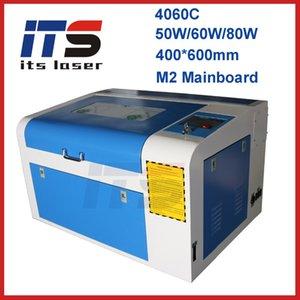 ahşap lazer kesme makinesi oyma makinesi 4060 için ITS 4060C 50W 60W 80W lazer kesici cnc