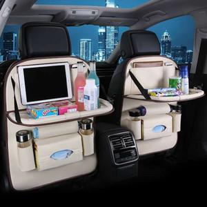 10 Nouveau style Organisateur Auto Seat Support Voiture Sac de rangement Voyage multi-poches Hanger Backseat accessoires de voiture d'organisation Box