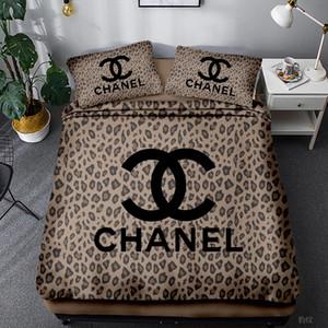 CamouflageBrand AlphabeticalPrinting Cama Consolador Bedding Sets Rainha Luxuryqueen Bed Edredons Conjuntos de designer conjuntos de cama novas estrangeira
