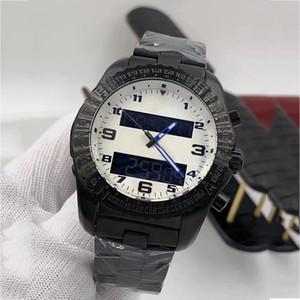 Luft- und Raumfahrt beobachten professionellen Komfort-Multifunktions Chronograph Herren elektronische und Zeigeranzeige Zeit 1884 Avenger Uhren montre de luxe