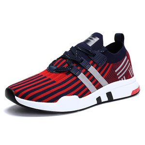 2019 New sports shoes Mesh Men Running Shoes Sneakers Walking Driving Shoe Outdoor Footwear Leisure Travel Shoes Zapatos Hombre