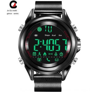 Smart electronic upgraded long-life sports Android IOS Electronic Watch Bluetooth Smart Watch