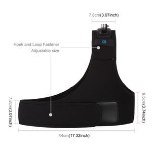 Новый нагрудный ремень крепление ремня для Hero Xiao-mi Yi 4K для DJI OSMO Action Camera дайвинг материал жгут фиксированные аксессуары
