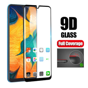 9D Tam Tutkal Ekran Koruyucu temperli cam için Xiaomi redmi 8T Not 9 Pro Max CC9 9T Pro redmi 10X 5G Mi 10 Lite Telefon Koruyucu Filmler