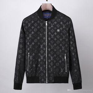 O envio gratuito de queda fina Windrunner Homens Luxo sportswear alta qualidade impermeável tecido Men jaqueta esporte Moda zipper plus size 3XL