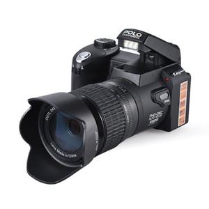 Filmadora Profissional Vídeo Câmera Digital Foco Automático AF 33MP Zoom Fotografia Fotografia FHD HD 1080 P Teleobjectiva Longa Lente PC Cam