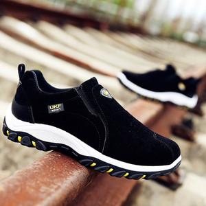 Chaussures de sport SAGACE nouveaux hommes Sports de plein air Chaussures Mode Casual respirant Randonnée tout confort solides Chaussures d'été 2020 de X1226