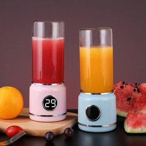 Recarregável Juicer Elétrica Doméstica Portátil Mini Leite De Soja Máquina De Suco De Alimentos Máquina de Mão Copo De Suco Copo