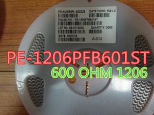 100pcs lot New Resistor PE-1206PFB601ST 600 OHM 1206 in stock free shipping