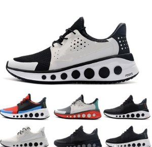 2019 nuovo REACT CRUZRMAX elemento di design di lusso atletico Trainer Sport Running Shoes for Men nero blu Gules bianco Sneakers Taglia 40-45