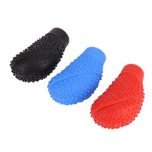 Universal Car silicone Gear Shift collari Gear Head manopola copertina collari di scorrimento