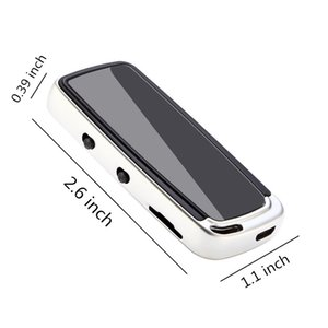 Mini Digital Voice Recorder 480p 720p HD-Micro Kamera-Aufnahme-Feder-Schlüsselanhänger Mini Ton Voice Recorder TF-Karte