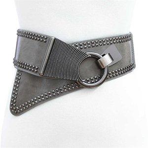 Famous Brand Belt Antique Retro Pin Buckle Waist New Male Designer Automatic Buckle Cowhide Leather men belt Luxury belts for men