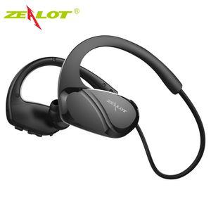 ZEALOT H6 sport sans fil écouteurs stéréo étanche Casque Courir Casque d'écoute Bluetooth écouteurs avec microphone pour iPhone 11 Pro Max