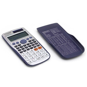 991e Scientific Touch Calculator Keyboard Led Display Pocket Calculator étudiant de poche T8190621