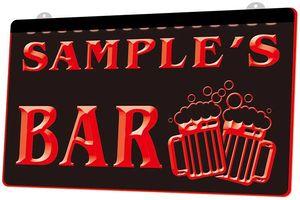 Ls0589 0 Name Personalized Bar Beer Mug Glass Pub Rgb Multiple Color Remote Control 3d Engraving Led Neon Light Sign Shop Bar Pub Club