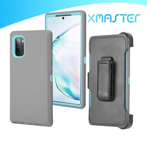 For Samsung Note 10 Plus S10 5G Note 9 MOTO G7 Play E6 Plus Designer Cases with Blet Clip Phone Cover Shell xamster