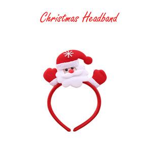 Weihnachten Stirnband Christmas Party Supplies Lichter Single Head Hoop Buckle Schmuck Geschenke