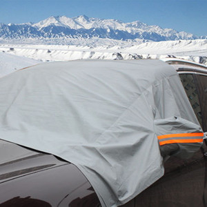 GM Car Covers Winter Snow Protection Frost Front-End Covers Sunshade Sun Protection Car Covers Auto Supplies For Cars SUV