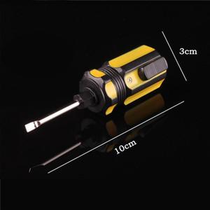 Nuovo stile creativo cacciavite Forma novità gonfiabile Lighter Gas Cigarette Igniter per Home Collection