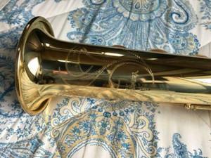 Japon Yanagisawa Soprano Saxophone S-901 II Instrument de musique B Brass Flat VERNI Nouvelle Arrivée Sax