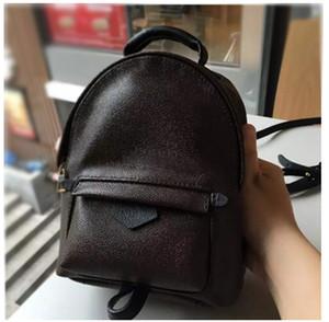 sac à main en cuir imprimé fleur sac à dos célèbre de haute qualité enfants enfants sac à dos scolaire 41560 41561