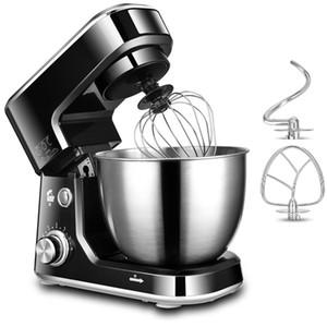 Mélange de pâte électrique Beijamei, pétrissage de nouveaux œufs, mélangeur, batteur, 4L, cuisine, maison, nourriture, lait frappé, machine