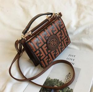 Nuevos 2020 bolsos de diseño de ropa de moda de lujo bolsa de monedero de las mujeres señoras del totalizador de Crossbody del hombro para mujer bolsas Monedero