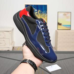 2020 scarpe di moda casual da uomo scarpe Coppa America uomini di scarpe da ginnastica di marca di vernice e di lusso in nylon sneakers xshfbcl