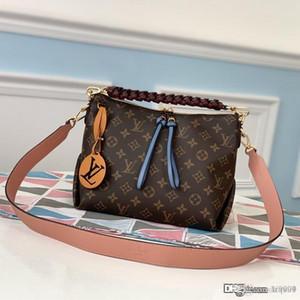 Новый женский BEAUBOURG HOBO MINI женская сумка через плечо M55090 женская сумка через плечо высокое качество мода повседневная размер 25-21-15см