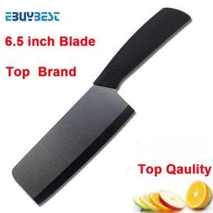 100 % 새로운 고품질 6 .5inch 인치 주방 요리사 세라믹 칼 야채 세라믹 칼 복근 핸들