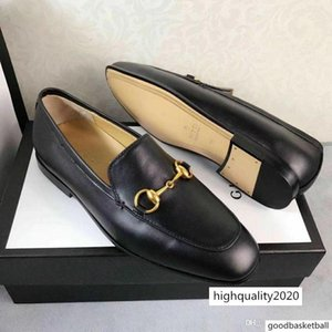 models Italian Luxury Designer leather dress shoes Top Leather wedding party men shoes suede loafers heel shoes size with box
