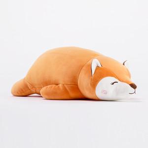 Creative fox plush toy animal children gift couple doll plush doll gift