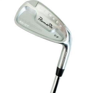 Nuovi Golf club ROMARO RD-07 T \ P Ferri da golf 4-9P Ferri FORGED Set Acciaio o Grafite shaft R o S Clubs shaft Spedizione gratuita
