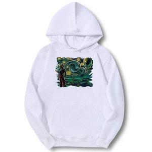 Mens Hoodies Kakarotto Anime del Hoodie di modo Uomini Harajuku Felpa Hiphop Kawaii giapponese Streetwear Maschile Pullover