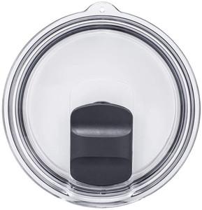 tampa magnética plástico com grande prova Capacidade derramamento Caneca tampas para 900ml 600ml copos Replacment Lid