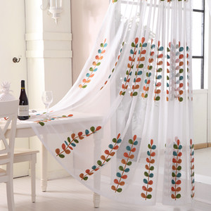 New Type of Window Screen Color String Straw Embroidery Window Screen Curtain Matching Yarn Living Room Study Special Wholesale