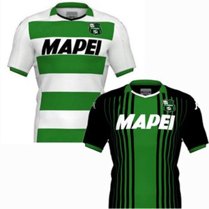 2019 2020 ABD Sassuolo Calcio Futbol Formalar ev uzakta CAPUTO 19 20 futbol forması S-2XL