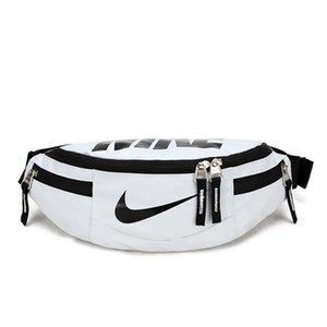 2020 Marca Sport Waistpack mujeres de los hombres al aire libre Fanny Letter paquete de moda de lujo Pecho Bolsas Niños Crossbody del bolso de hombro Mensaje Bolsas B102575K