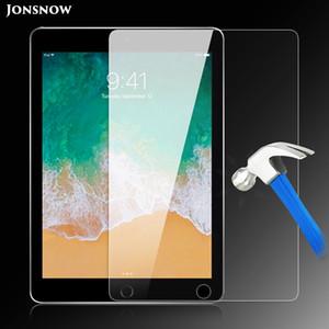 """الزجاج المقسى لأجهزة iPad 2017 2018 iPad Air 1 2 9.7 """"شاشة واقية من شاشات الكريستال السائل شاشات الكريستال السائل ل iPad mini 2 3 4"""