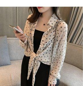 Summer New Chiffon Sunscreen Long-sleeved Shirt Fashion Women's Short Air-conditioned Cardigan Thin Small Shawl SRY gunn