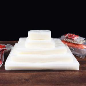 Vacuum Sealer Bags Food Saver Bag Home Kitchen Storage Organization Food Storage Bag Plastic Bags Pre-cut Different Size for Choosing