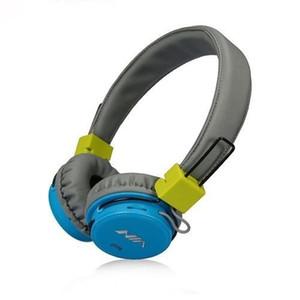 NIA-XP1 Wireless Bluetooth TF Card Play FM Radio Audio Input 4 In 1 Game Sport Headset Noise Canceling Headphone Headphone